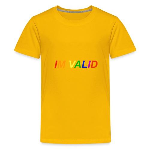 Im valid - Kids' Premium T-Shirt