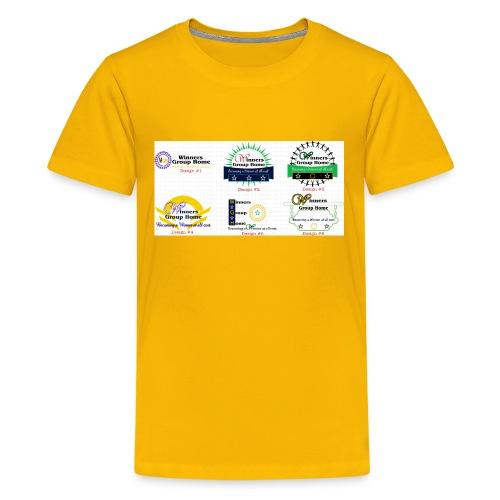 Winners Group Home - Kids' Premium T-Shirt