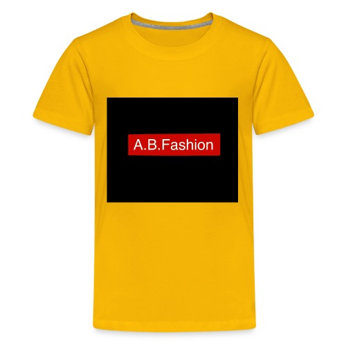 new a.b.fashion limited edition fashion product - Kids' Premium T-Shirt