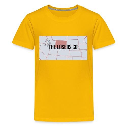 The Loser Co. 7King - Kids' Premium T-Shirt