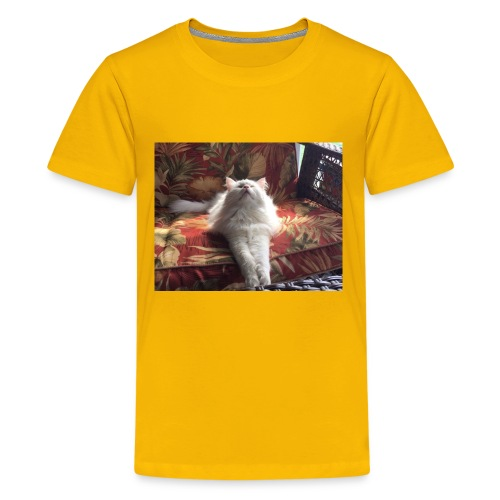 minion cat - Kids' Premium T-Shirt