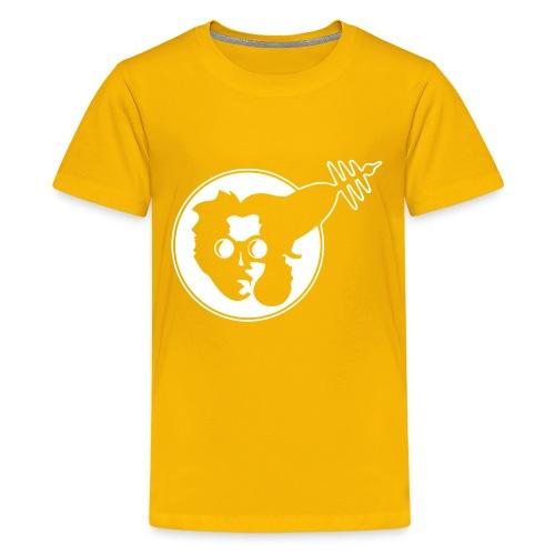 Banzai Raygun Logo - Kids' Premium T-Shirt
