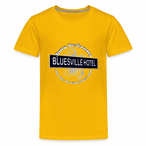 John DeGarmo and the Bluesberries Jam Merchandise - Kids' Premium T-Shirt