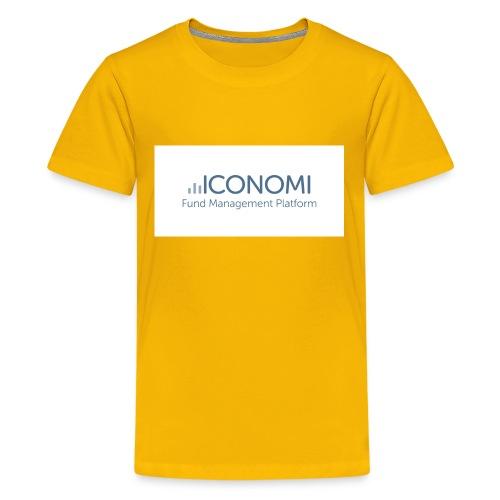 Iconomi - Kids' Premium T-Shirt