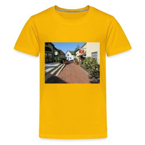 Historic Village - Kids' Premium T-Shirt
