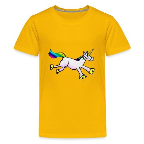 Unicorn Dance Party - Kids' Premium T-Shirt