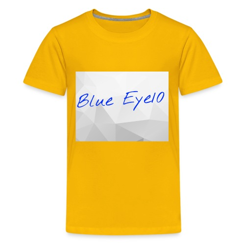 Blue Eye10 - Kids' Premium T-Shirt