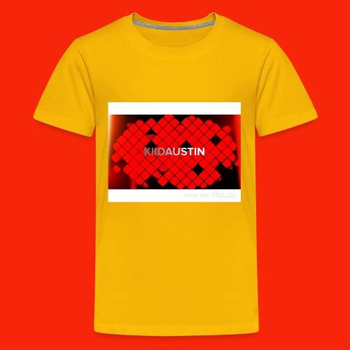 Kiid Austin - Kids' Premium T-Shirt