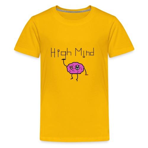 HighMind Brain - Kids' Premium T-Shirt