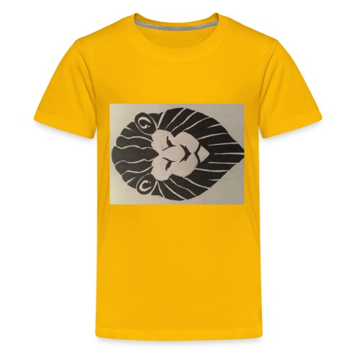 King Broccoli Logo - Kids' Premium T-Shirt