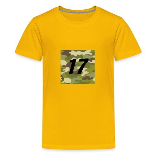 CAMO 17 - Kids' Premium T-Shirt