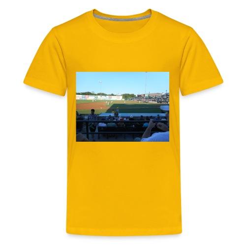 Bethpage Ballpark East Islip, NY - Kids' Premium T-Shirt