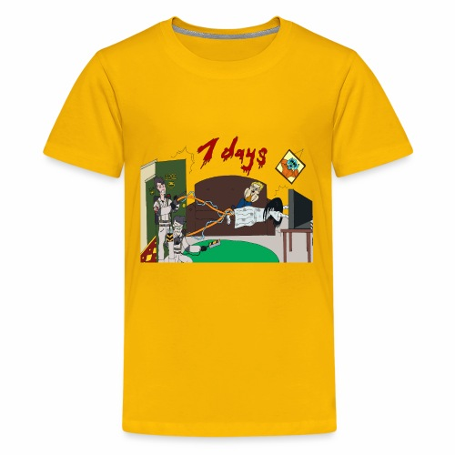7 Day Bust - Kids' Premium T-Shirt