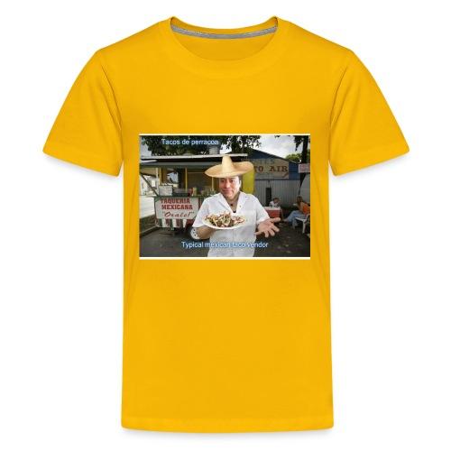Tacos_Barbacoa - Kids' Premium T-Shirt