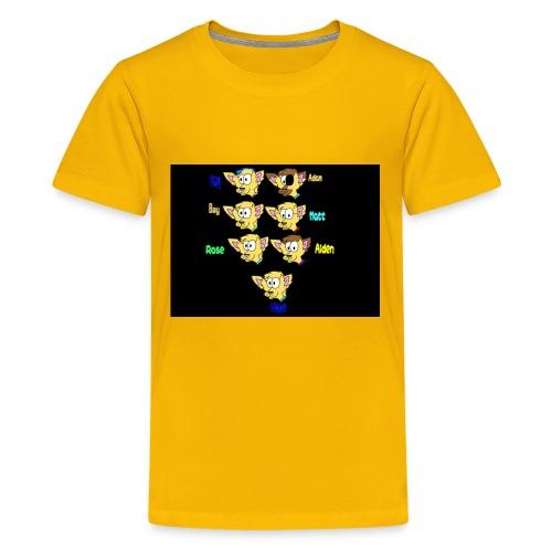 Next Gen Reffs - Kids' Premium T-Shirt