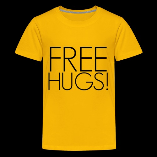FREE HUGS - Kids' Premium T-Shirt