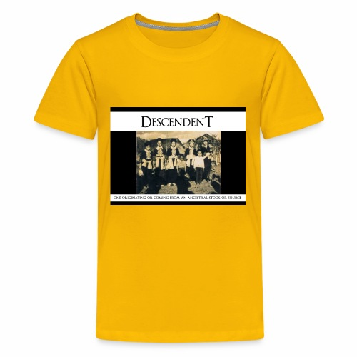 DESENDENT - Kids' Premium T-Shirt