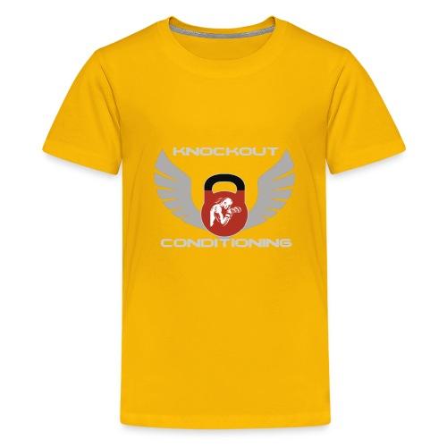 Knockout Conditioning - Kids' Premium T-Shirt