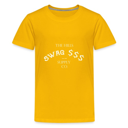 SWAG MONEY $$$ - Kids' Premium T-Shirt
