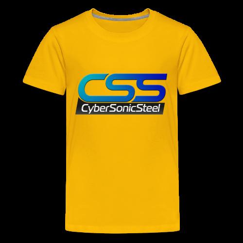 CSS T B - Kids' Premium T-Shirt