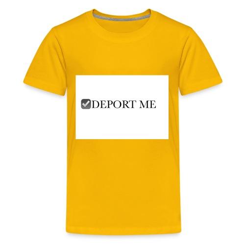 I didn't vote for him - Kids' Premium T-Shirt