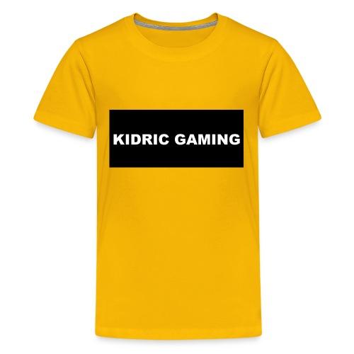 Kidric Gaming Hoodie - Kids' Premium T-Shirt