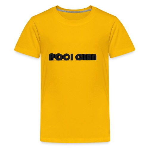 Pooi Clan 2 - Kids' Premium T-Shirt