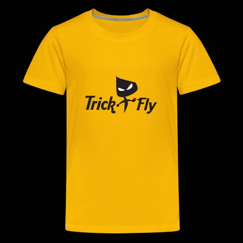 logo_T2F_b - Kids' Premium T-Shirt