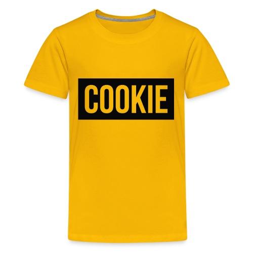 CookieShirtLogo - Kids' Premium T-Shirt