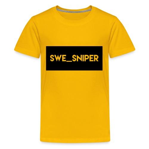 Swe_Sniper Logo - Kids' Premium T-Shirt
