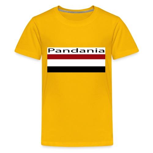 PandanianMilitary - Kids' Premium T-Shirt