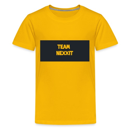 Team Nexxit Logo - Kids' Premium T-Shirt