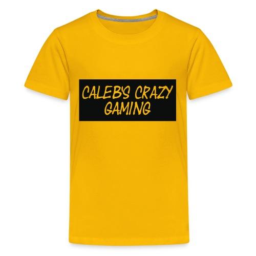 caleb's first shirt - Kids' Premium T-Shirt