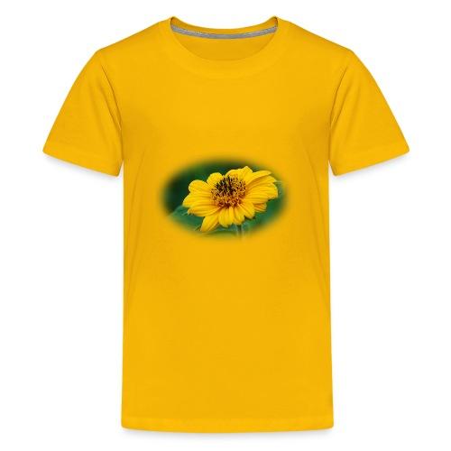tridax procumbean - Kids' Premium T-Shirt