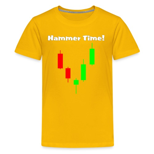 Hammer Time! - Kids' Premium T-Shirt