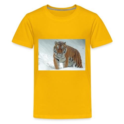 angry animal big 302304 - Kids' Premium T-Shirt