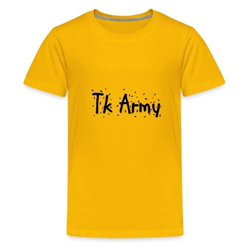 Tk Army - Kids' Premium T-Shirt