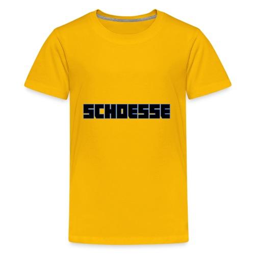 Channel_Name_edited_1 - Kids' Premium T-Shirt