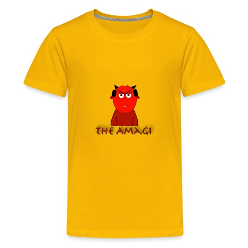 Garbler Design 2 - Kids' Premium T-Shirt