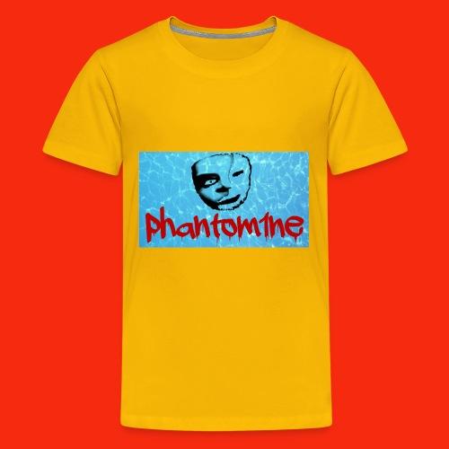 phantom project 1 - Kids' Premium T-Shirt