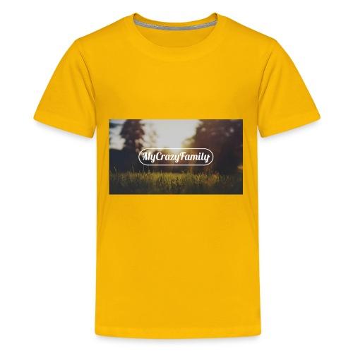 mycrazyfamily2 - Kids' Premium T-Shirt