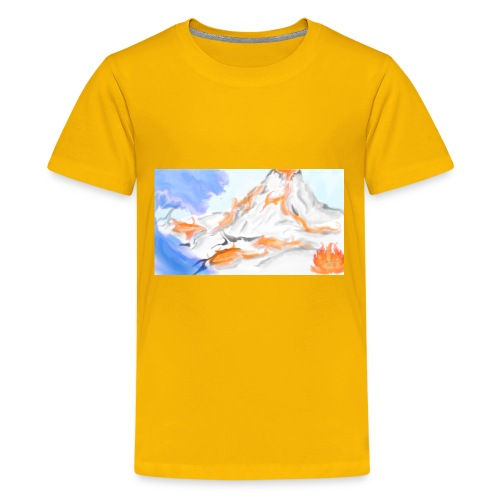 Land - Kids' Premium T-Shirt