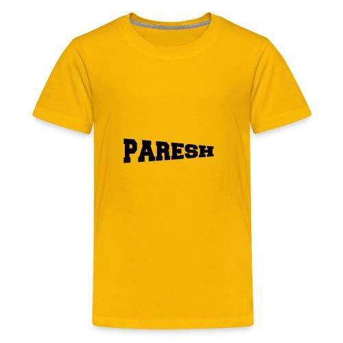 Paresh - Kids' Premium T-Shirt