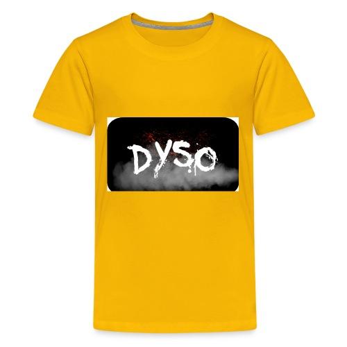 Dyso Platinum design - Kids' Premium T-Shirt