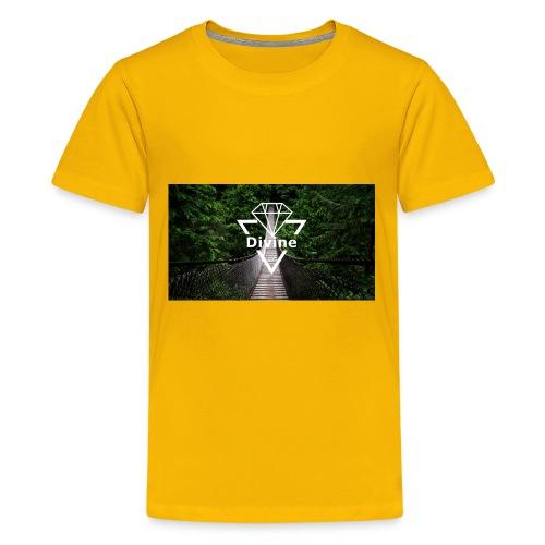 Divine - Kids' Premium T-Shirt