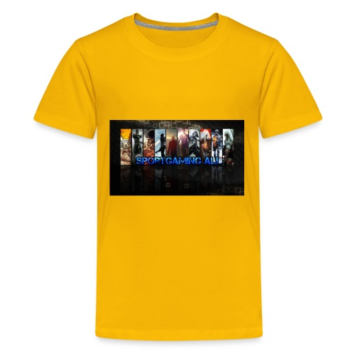 SportGaming Ali - Kids' Premium T-Shirt
