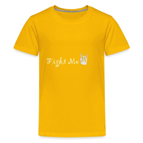 Fight me boii 1 - Kids' Premium T-Shirt