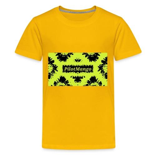 PilotMango Logo - Kids' Premium T-Shirt