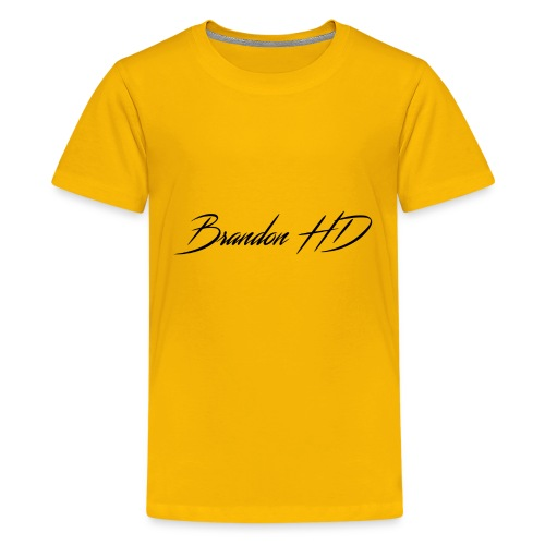 Brandon HD - Kids' Premium T-Shirt