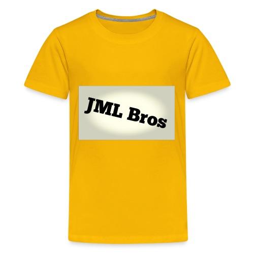 JML fading - Kids' Premium T-Shirt